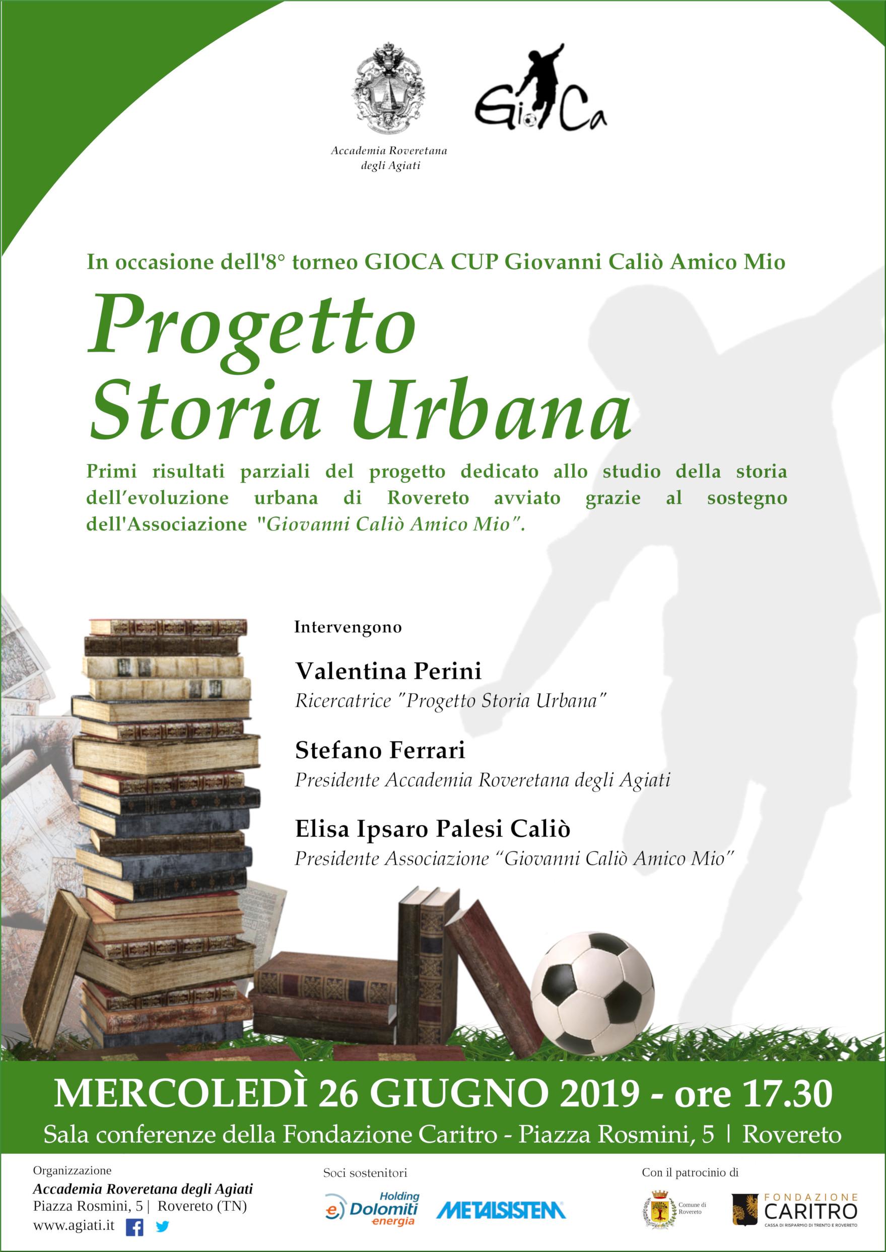 Progetto Storia Urbana